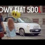 Fiat 500L – Dorastanie jest fajne