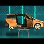 Ford B-MAX – Zaskakująco otwarty na świat