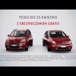 Fiat –  Panda i Punto, promocja wiosenna 2013