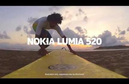 Nokia - Lumia 520 - Zdjęcia z dodatkiem magii