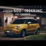 Fiat – 500l Trekking, Life Explorer