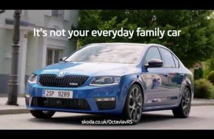 Skoda - Octavia vRS, Niezwykły samochód