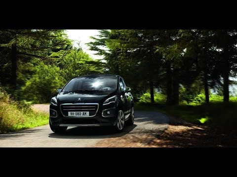 Peugeot – 3008 Nowy Crossover, 2014