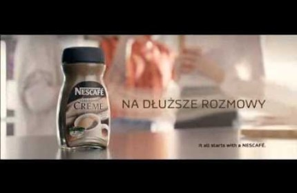 Nescafe - Sensazione Creme