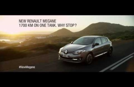 Renault - Megane, Złap mnie, jeśli potrafisz