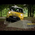 Fiat – 500l trekking Traction plus