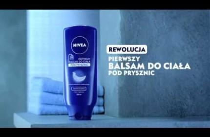 Nivea - Balsam do ciała pod prysznic