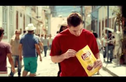 Lay's - Leo Messi