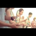 Tymbark – Świecące butelki, Wakacje 2014