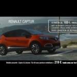 Renault - Captur, Wielka ucieczka