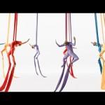 Sony – Xperia T3, Kolorowe akrobacje