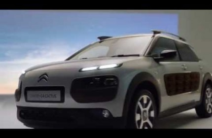 Citroen - C4 Cactus, Stay Curious