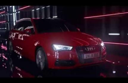 Audi - A3 Sportback, E-tron, Perfekcyjne zestrojenie