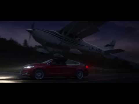 Ford – Mondeo, Night Flight