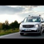 Mercedes-Benz: Citan Tourer, Gotowy na każdy dzień