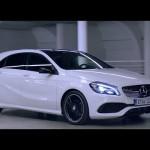 Mercedes: Klasa A, 2015