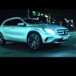 Mercedes: GLA, 2016